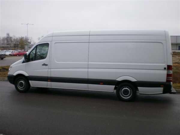 mercedes benz sprinter 311 cdi model 2007 aktu ln. Black Bedroom Furniture Sets. Home Design Ideas